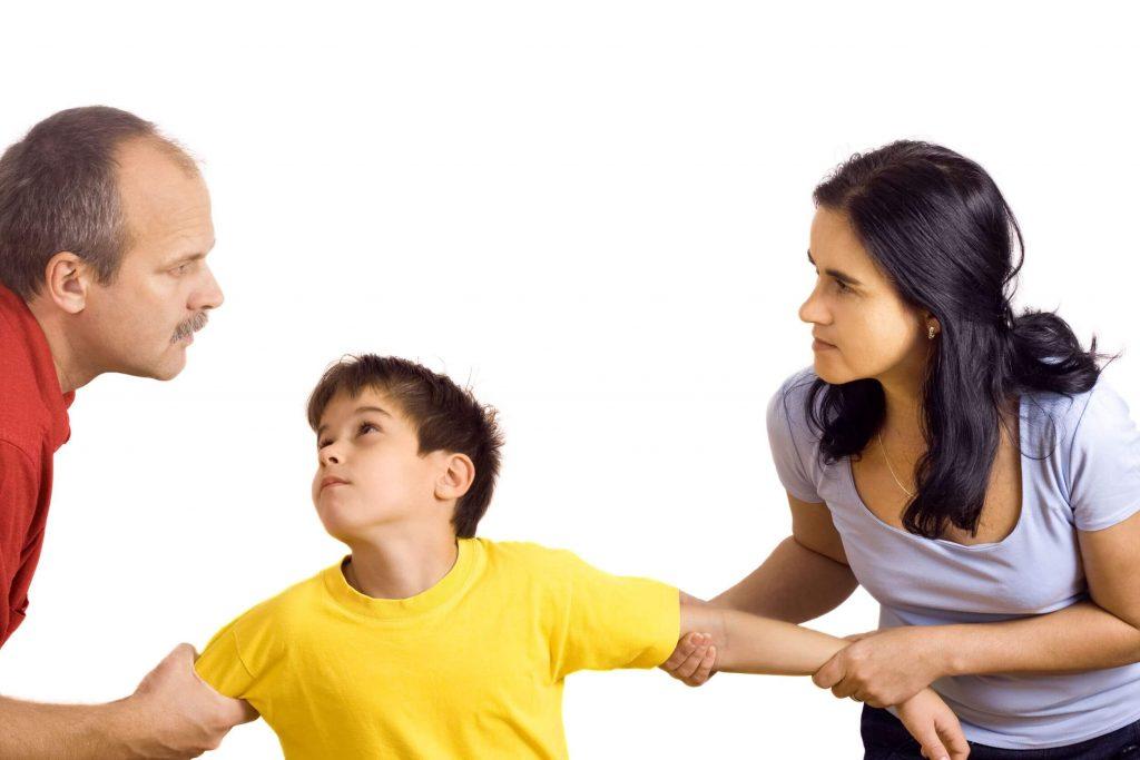 Jak ustalić sprawowanie opieki nad dziećmi przed rozwodem?