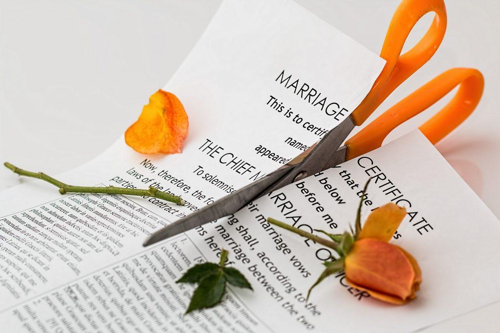Porady jak się rozwieść §